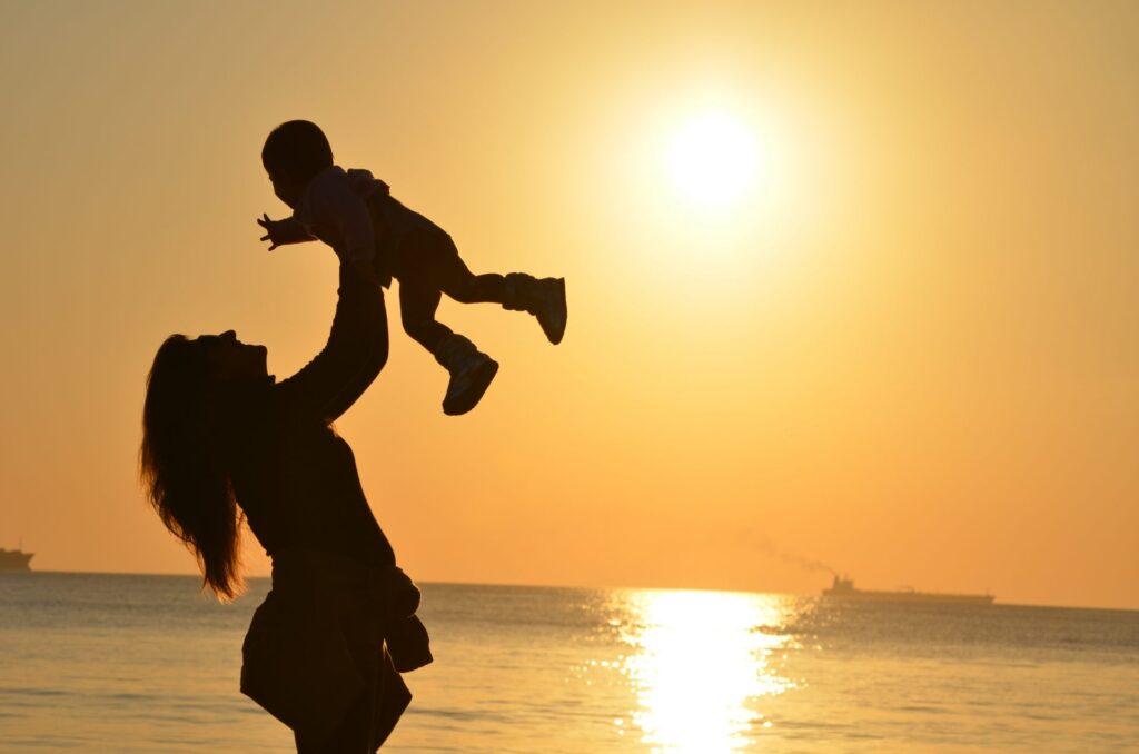 Matka-dieta-voda-slnko-smiech