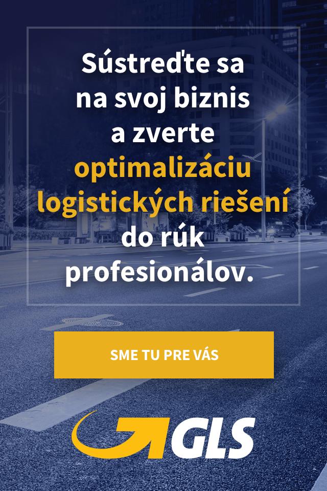 GLS - logistické riešenia